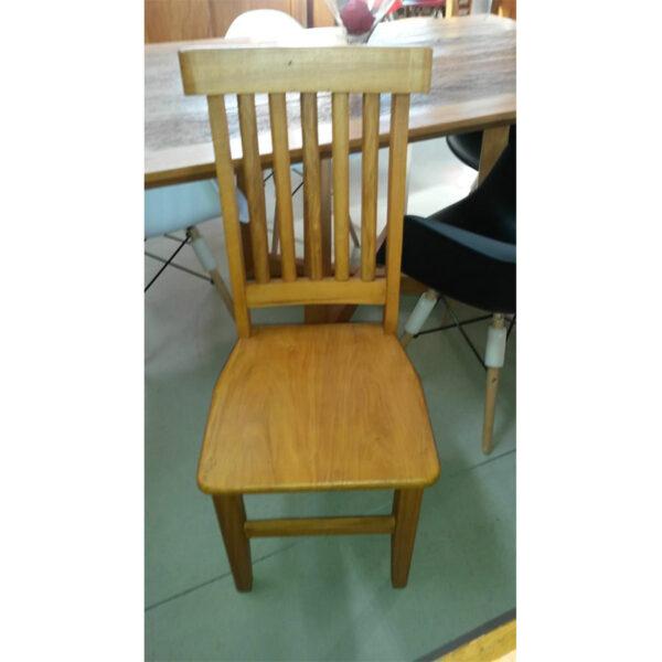 Cadeira Mineira Em Madeira RÚstico De DemoliÇÃo